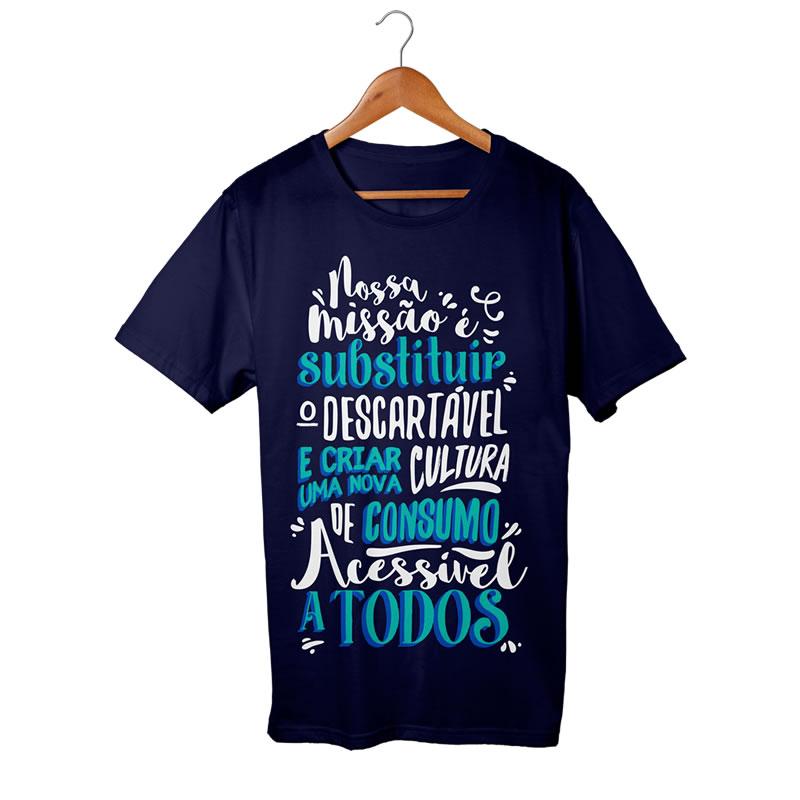Camiseta MCE Nossa Missão