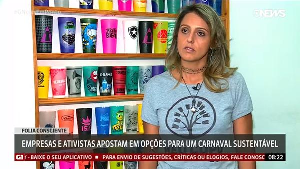 Empresas e ativistas apostam em opções para um carnaval sustentável