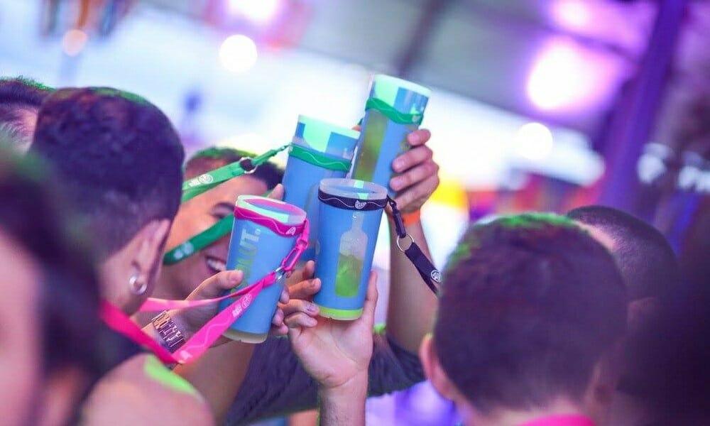 'Meu Copo Eco' combate descartáveis em grandes eventos com opção barata e reutilizável